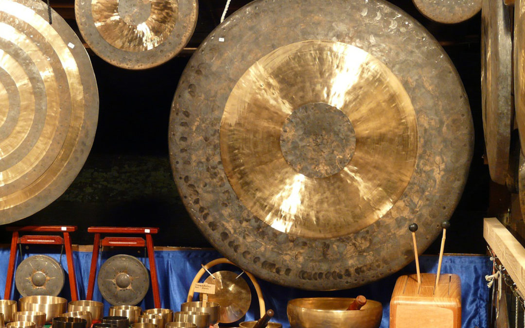 Conspiracy Theories, Spiritual Depth, & Clangs and Gongs